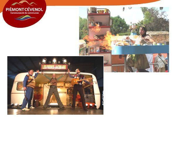 Piémont Cévenol : saison culturelle 2020