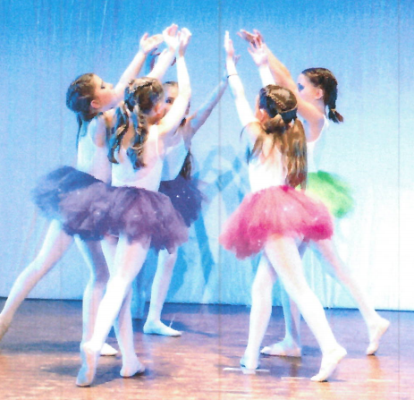 Nouvelle association de Danse au foyer de Gailhan
