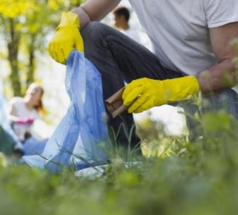 11 et 25 octobre, journées nettoyage de la nature.