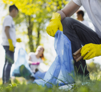 Les journées nettoyage de la nature